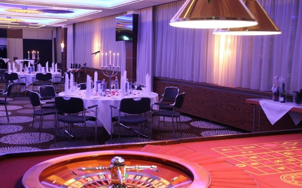 Casino-Event im Saal Friedrich-Schiller des Steigenberger Esplanade Hotel © Steigenberger Esplanade Jena, Foto: Mitarbeiter Steigenberger