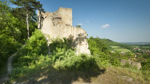 Erlebnisangebot Jena - Durch das Pennicketal zur Lobdeburg © JenaKultur, Foto: Andreas Hub