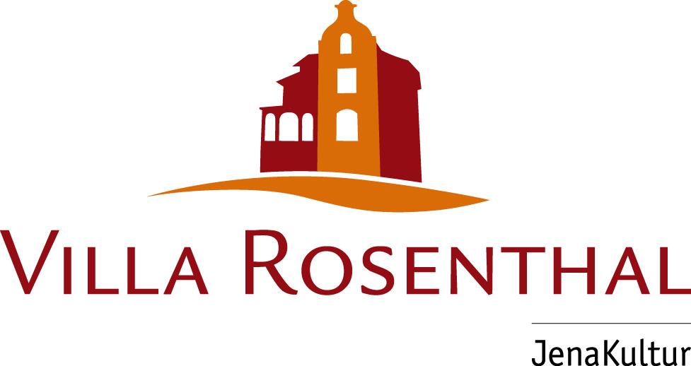 Logo der Villa Rosenthal Jena - Mitglied der Tagungsallianz Jena © JenaKultur