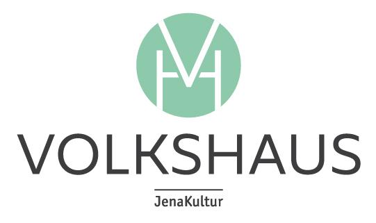 Logo Volkshaus Jena - Mitglied der Tagungsallianz Jena