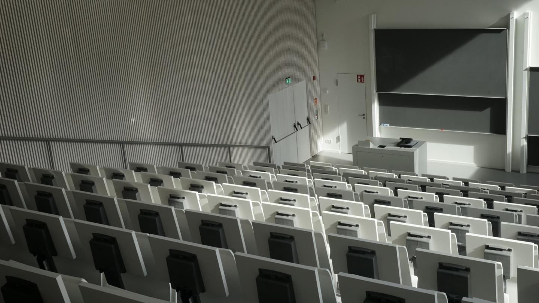 Location-Portrait: Auditorium © Abbe Center of Photonics, Foto: Jan-Peter Kasper/FSU