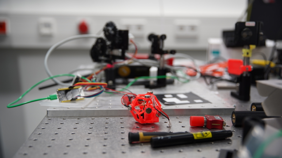 Lichtwerkstatt Jena_Makerspace_Maker Projekt im Makerspace©Lichtwerkstatt