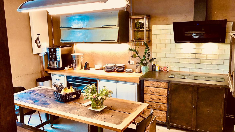 Küche im Kombinat 01